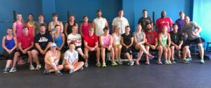 crossfit group picture